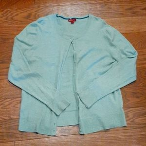 BUNDLE 2 FOR $10 Pale green cardigan sweater